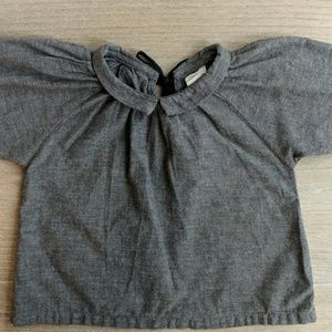 Sweet, soft cotton blouse